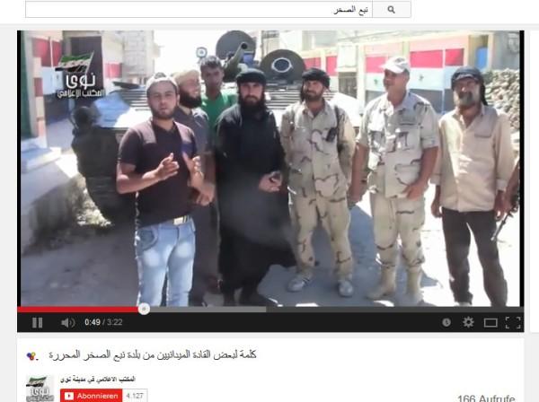 Fsa und Al-Kaida zusammen