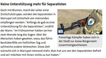 Nazi-Rune am Ärmel