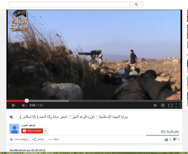 Nusra mit Tow