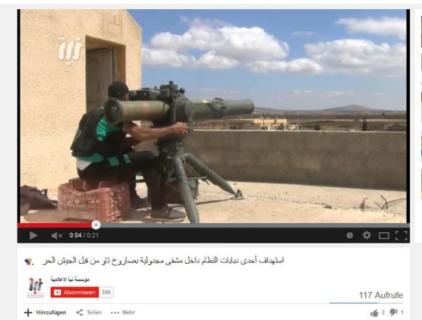 USAHilfe für Al-Kaida