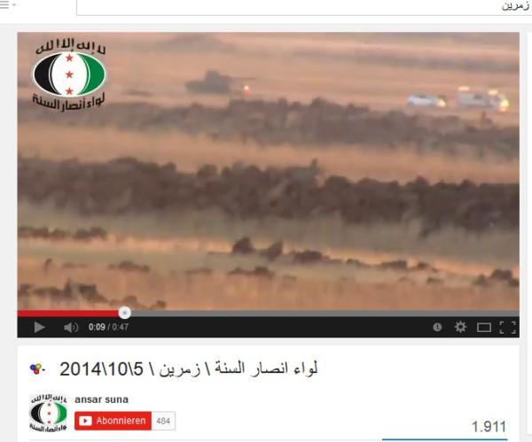 FSA nur tarnung, Todesschwadron und Kopfabschneider Terroristen Syrien/Irak