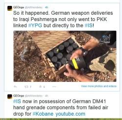 Deutsche Waffen an IS