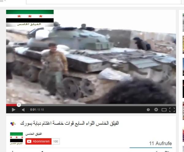 FSA Morek Panzer TOW