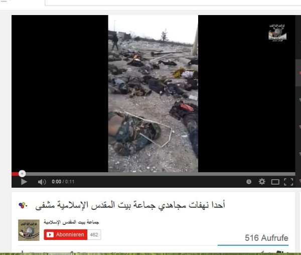 FSA unterstützte massaker
