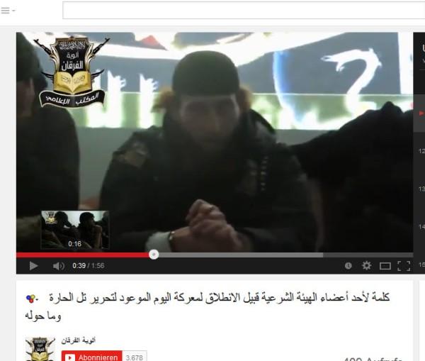 FurqanKommandeur Tschetschene