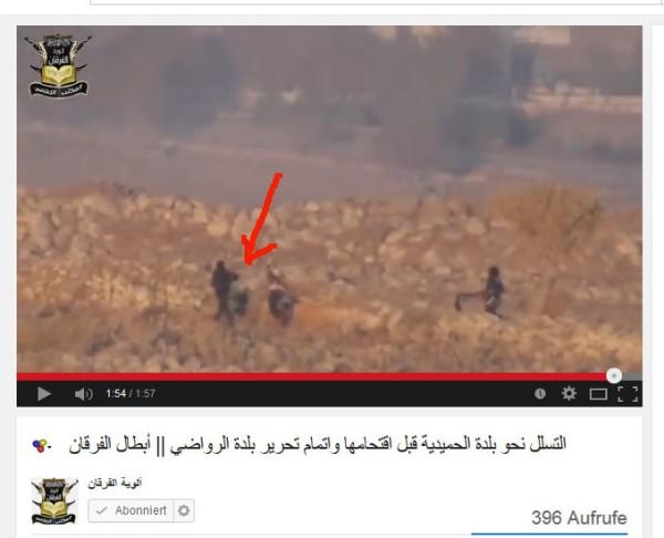 Hamidiagefangener Al-KaidaKeneitra