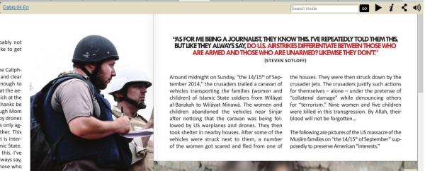IsisFrauen und Kinder singal