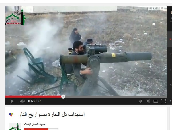 jihad ansar al islam