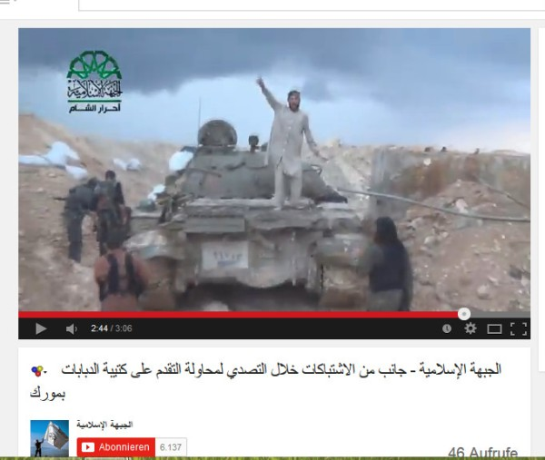MorekPanzer Islamische Front