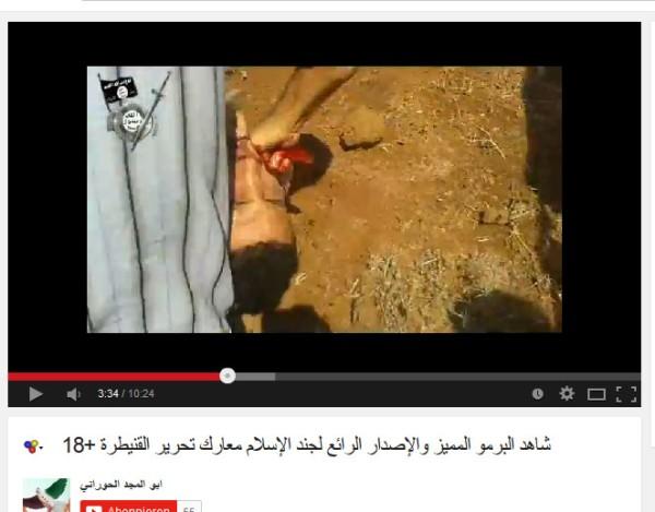 Netanjahus Mörderbanden bei Daraa