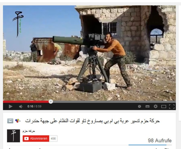 Obamas Handarat Al-KaidaUnterstützer