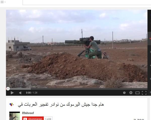 Spezial forces yarmouk Söldner