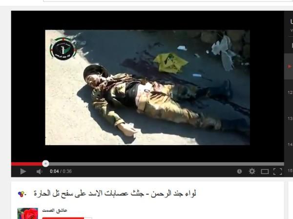 umgebracht wegen Hisbollah