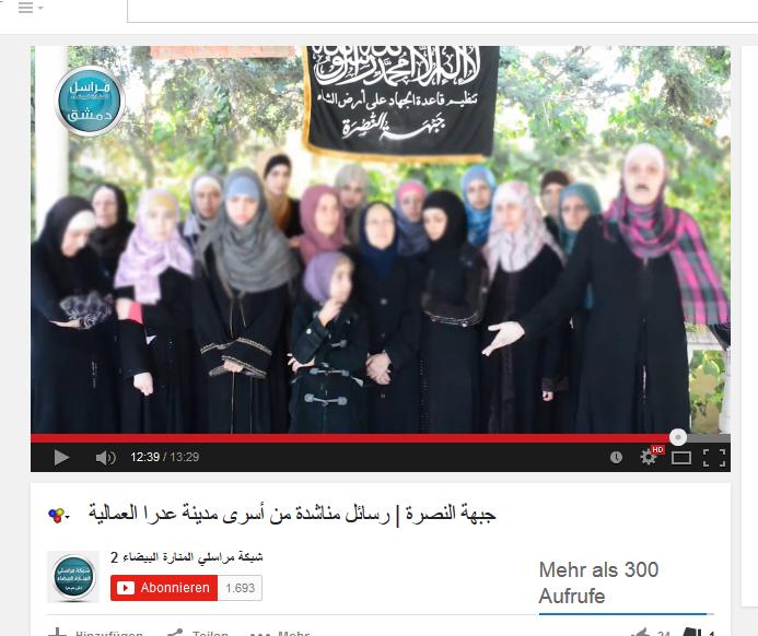 Adra Geiseln Frauen Mädchen