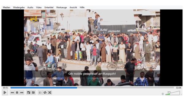 Edler Mob von Raqqa