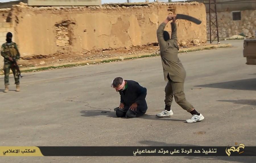 Ismailiten Schwert