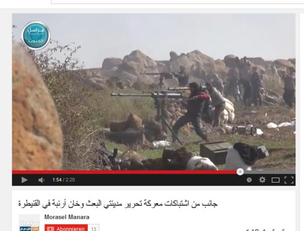 Knarren Nusra und FSA