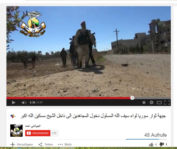 SRF-Al-Kaida Sheikh Miskin
