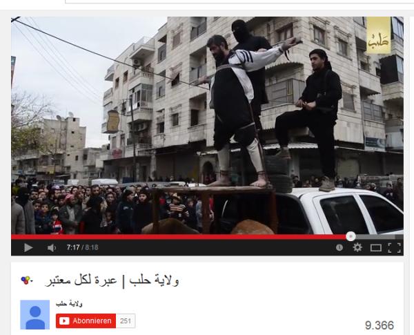 Al bab Hinrichtung