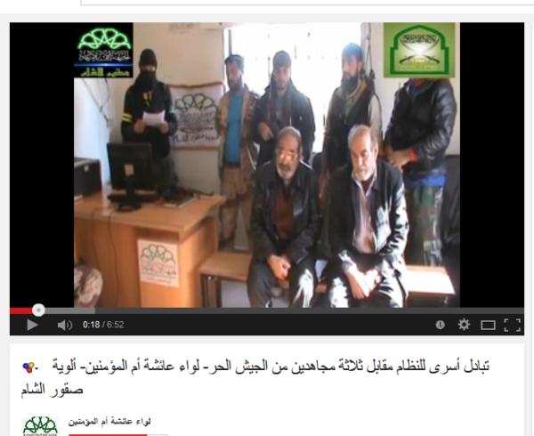 Geiseln von Islam Armee