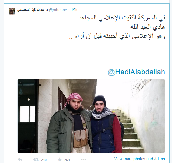 Hadi und Al-kaida