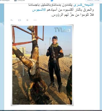 Irak Grauen