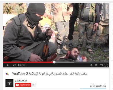 IS-Mörder deir ezzor
