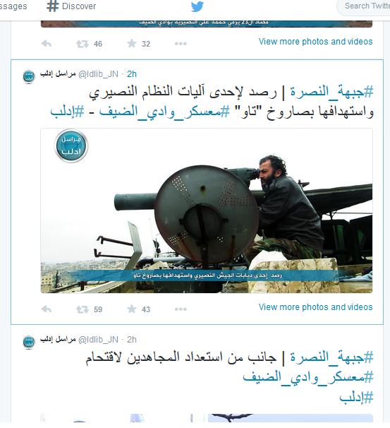JN Idlib TOW