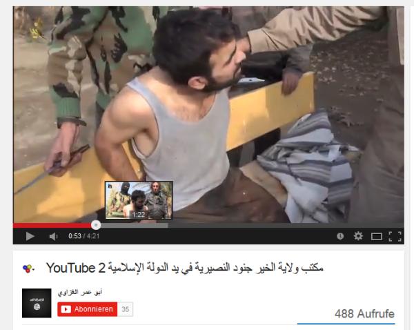 Messer IS-Deir ezzor