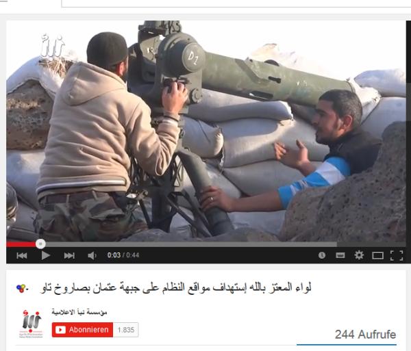 Moataz-Brigade Al-kaida liiert
