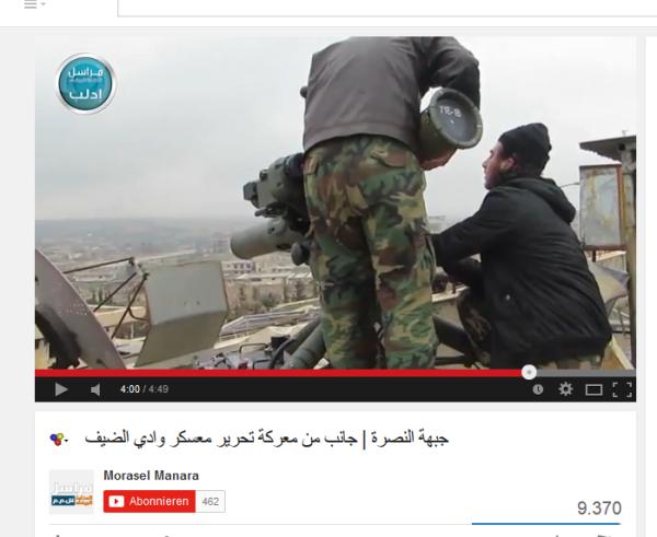 Nusra TOW Idlib