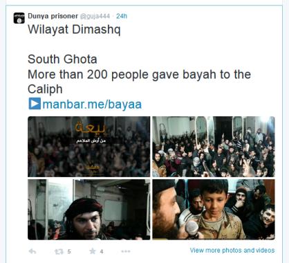 Süd Ghouta