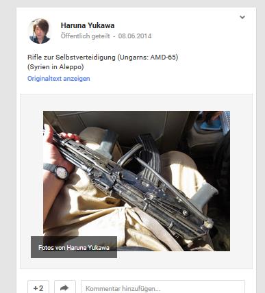 bewaffneter Haruna