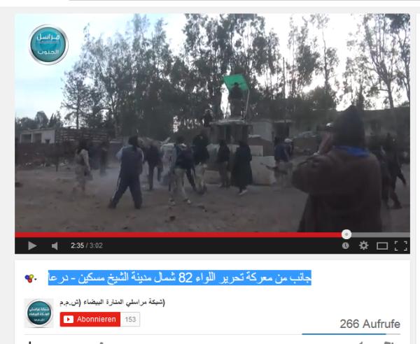 FSA drauf Al-kaida drin