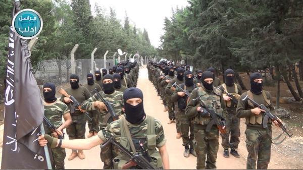 Idlib Al-Kaida