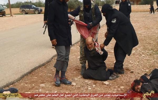 Ismailit ermordet