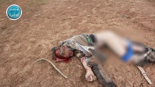 Jn Idlib Massaker