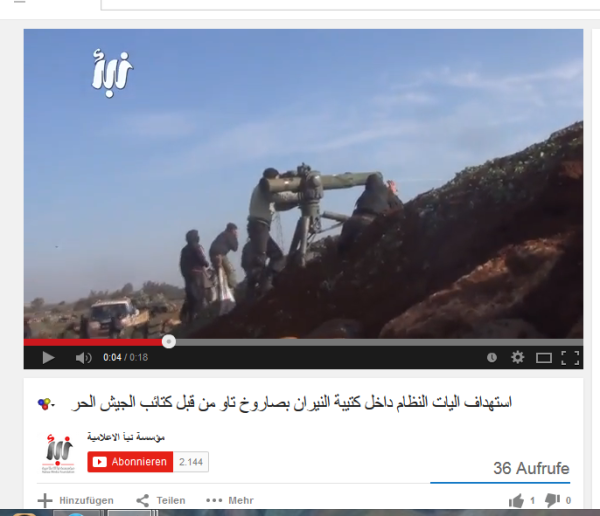 USraelTerroristen mit BGM