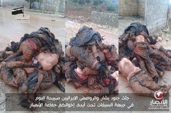 Abu Gharib bei Aleppo