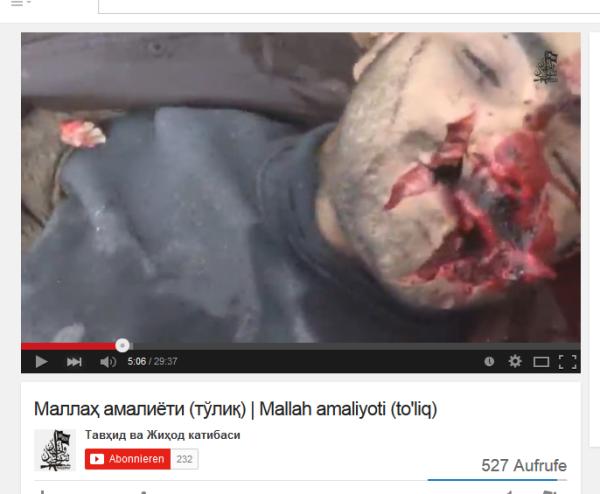 Aleppo 9 Gesicht zerschossen