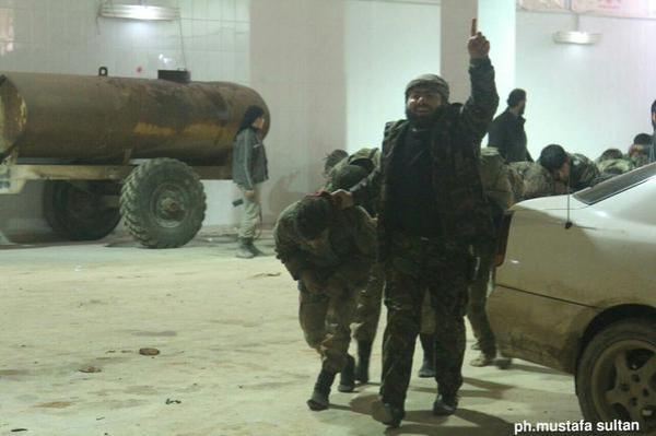 Aleppo Folter US-CIA-Söldner