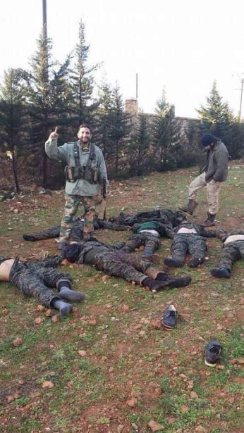 Aleppo Terror