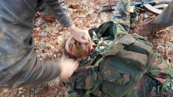 Kopfabschneider Aleppo Ratyan