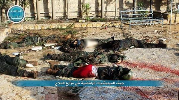 Nusra Aleppo Morde