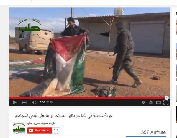 Usraels Terroristen