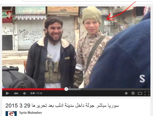 Al-Kaida-Kindersoldaten in Idlib