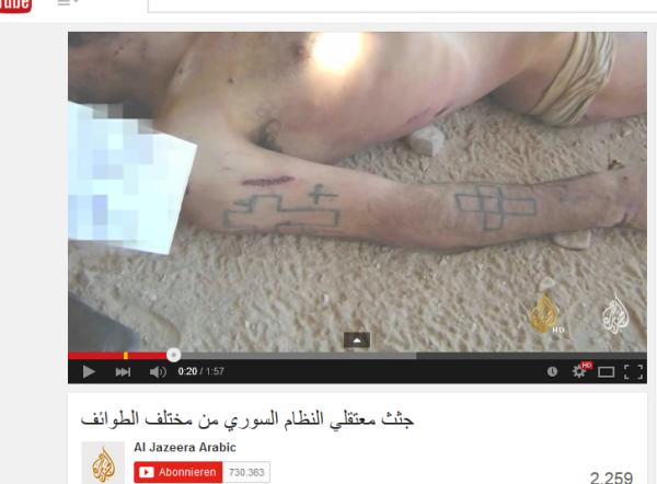 Übergang Aljazeera
