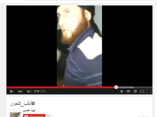 Der Schläger von Aleppo