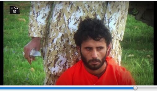 Hama ein IS-Terroristen-Opfer
