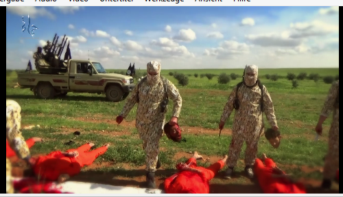 Hama soldiers beheaded by IS
